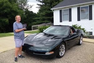 Dee's car
